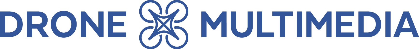 Drone Multimedia Logo