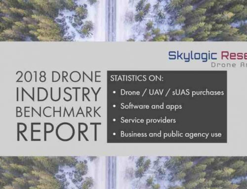 Three Key Insights from the Skylogic 2018 Drone Market Report