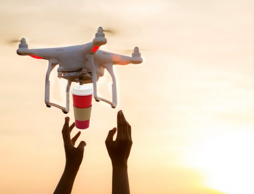 IBM Files Patent For a Coffee Delivery Drone