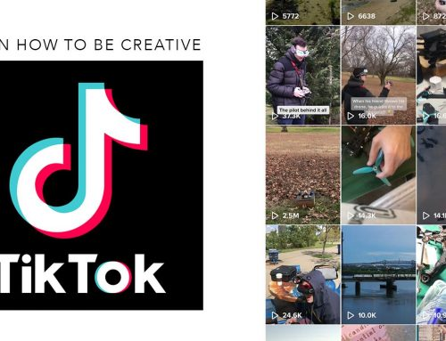 Why TikTok can help you become more creative with drones