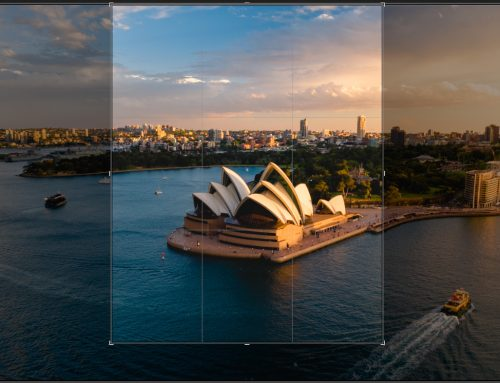 10 basic and easy steps in Lightroom to improve your drone photography