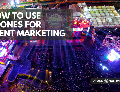Drone Videography: How to Use it for Event Marketing